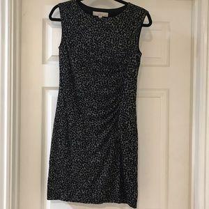 Loft Leopard Print Dress